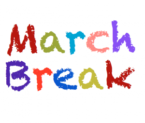 March Break Closure