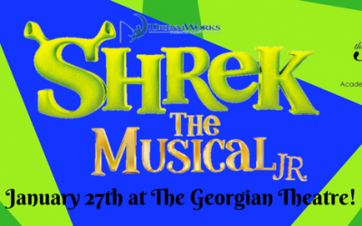 Shrek the Musical Jr.!