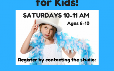 Saturday Music Theatre Classes!