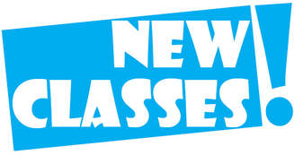 New Classes! Intro to Composition & Acting for Adults